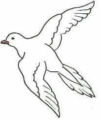 Vogel im garten kann nicht fliegen innenr ume und m bel - Vogel vorlage ...